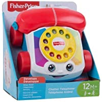 Fisher-Price Chatter teléfono [abiertos Bandeja Paquete], individual, 0