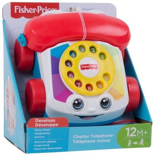 Fisher-Price Chatter (Chatter Telephone)