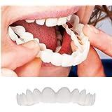 Polymer True Utility Cosmetic Dentistry Comfort Fit Flex Cosmetic Teeth Denture Teeth Top Cosmetic Veneer