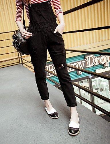 Mocassini Donna ShangYi Casual Finta Piatto Scarpe Blu Ballerina Rosa Comoda Nero pelle Blue ZqwEHwF6xn