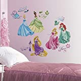 RoomMates RMK2199SCS Disney Princess Royal Debut