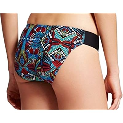 Mossimo Women's Hipster Bikini Bottom: Clothing