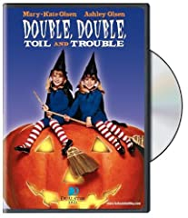 Double Double Toil and Trouble (Repackage)Mary-Kate and Ashley Olsen star as twins Kelly and Lynn Farmer, who must outwit their mean Aunt Agatha, a nasty witch, to save their family's home as they stir up a bubbling Halloween brew of spellbin...
