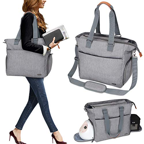 Luxja Breast Pump Tote