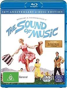 Sound Of Music: 50th Anniversary [2 Disc] (Blu-ray)