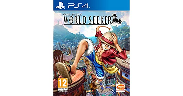 One Piece World Seeker: PlayStation 4: Amazon.es: Videojuegos