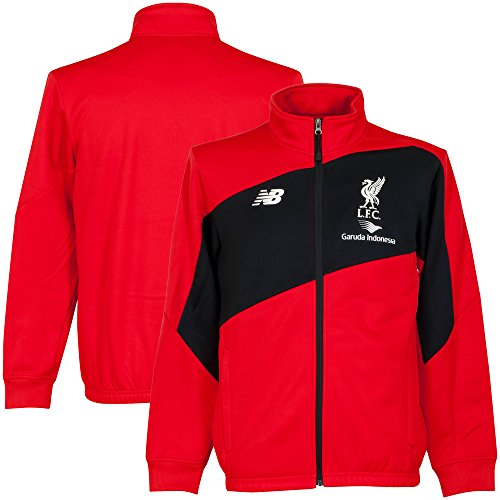 (New Balance Liverpool Walk Out Jacket [Red] (M))
