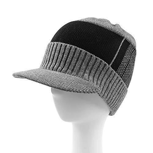 bb832359192219 XIAOHAWANG Winter Men Hat Knit [...]