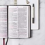 KJV, Thinline Bible, Giant Print, Premier Goatskin