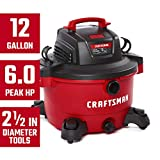 CRAFTSMAN 17594 12 Gallon 6 Peak HP Wet/Dry
