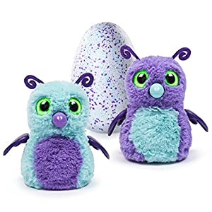 Spin Master Hatchimal Burtle Purple/Teal from Spinmaster