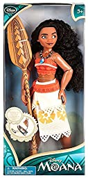 Disney Moana Classic Doll 11\'\' NEW Disney Store Exclusive 2016 by Disney