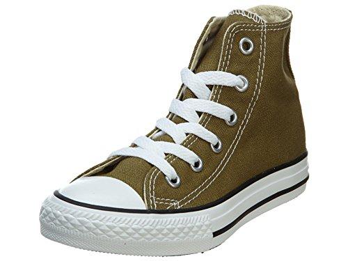 Converse Boys' Chuck Taylor All Star Hi Top  - Cactus - 11 T