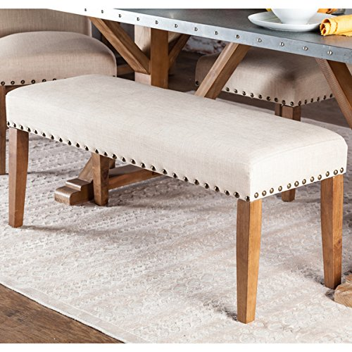 Upholstered Wide Bench - 3
