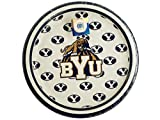 Creative Converting 414691 Brigham Young Univ 7 inch Round Lunch Plates 96 Counts
