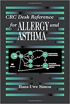 Book CRC Desk Reference for Allergy and Asthma (Desk reference series)