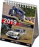 2018 Desktop Rally Calendar: History Meets the Present 2018