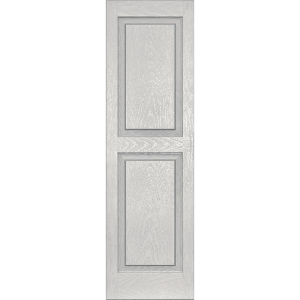 Vantage 3114047030 14X47 Raised Panel Shutter/Pair 030, Paintable
