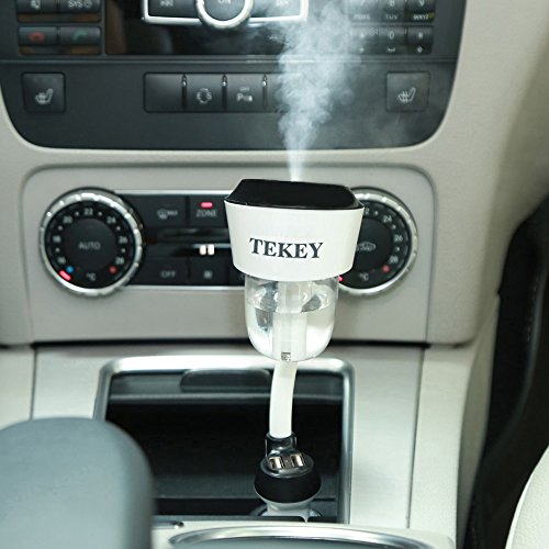 Car Humidifier 50 Ml Essential Oil Diffusers With Usb Car