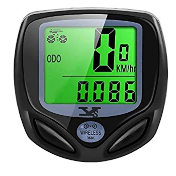 SY Bicycle Speedometer and Odometer