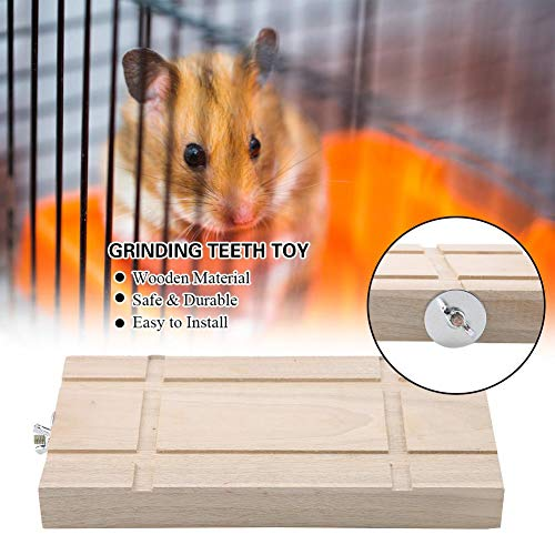 Hamster Rectificado de Dientes de Juguete, Soporte de hámster para ...