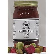 Rhubarb Jam, 18 oz
