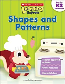 Book Scholastic Learning Express: Shapes and Patterns by Scholastic, Inc (2012)