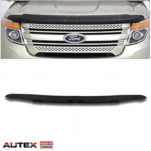 AUTEX Hood Shields Bug Deflector Fits for 2011-2015 Ford EXPLORER Hood Protector supplier