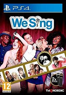 We Sing 2-Mic Bundle (PS4) (B01KA5F2IY) | Amazon Products
