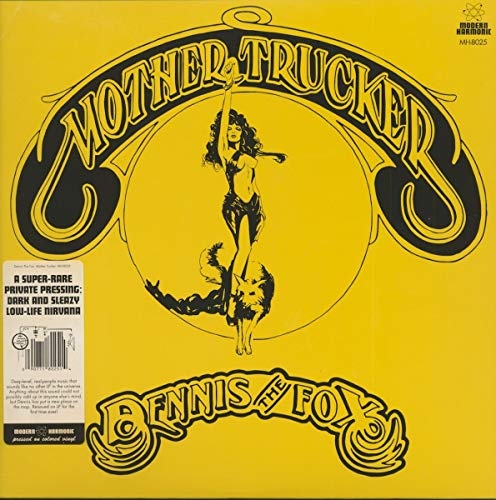 - Mother Trucker (YIELD SIGN YELLOW VINYL)