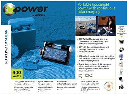 Xantrex Xpower Convertisseur 12V 300W Performances 600W Sinus