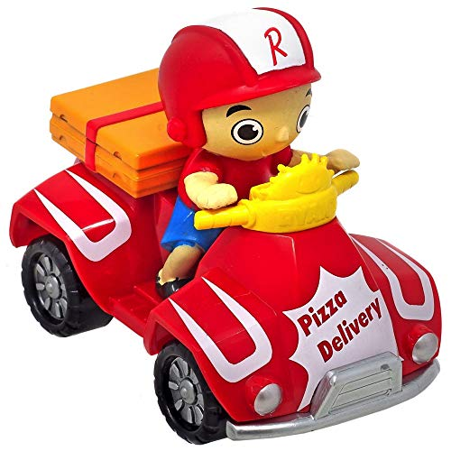 - Ryans World Ryan's Pizza Delivery Scooter Racer 3.5