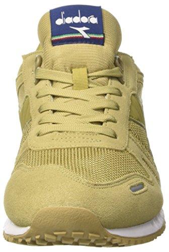 Khaki Blue a Basso Uomo Estate Collo II Diadora Verde Titan Sneaker wqpxRP