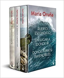 ESTUCHE MARÍA ORUÑA (Crimen y Misterio): Amazon.es: Oruña, María: Libros