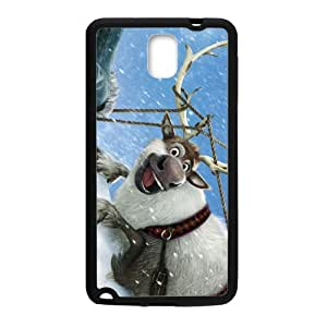 Happy Frozen Reindeer Sven Cell Phone Case for Samsung Galaxy Note3