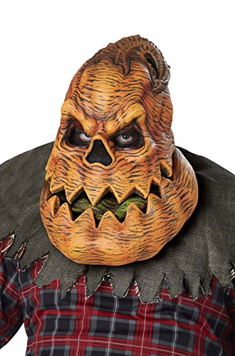 (California Costumes Men's Big Mouth MASK, Psycho Lantern One)