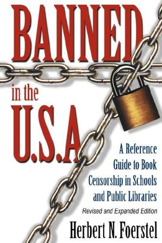 Banned in the USA: A reference Guide to Book Censorship in Schools and Public Libraries (GPG) (PB) by Greenwood - In Greenwood Mall