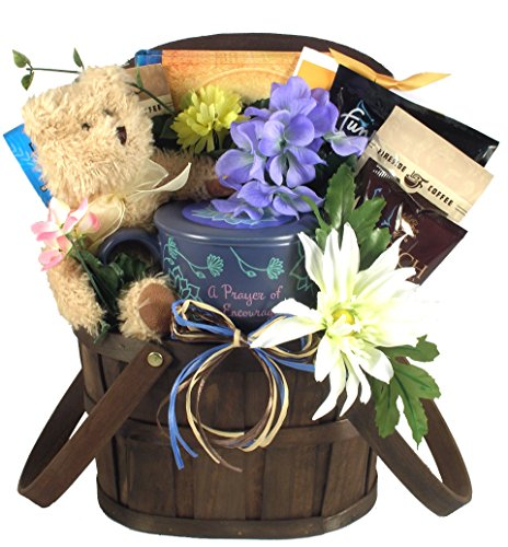 Gift Basket Village Encouragement for Women Gift Basket, 8.0 Pound