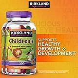 Kirkland Signature Childrens' Complete Multivitamin Gummies 160...