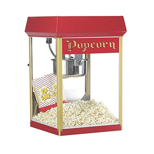 8 oz gold medal popcorn machine - 4