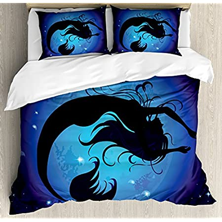 51OZ2gKhvKL._SS450_ Mermaid Bedding Sets and Mermaid Comforter Sets