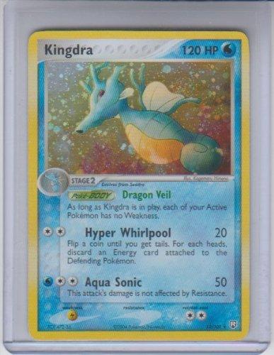 Kingdra Holo Rare Pokemon #13 Photo - Pokemon Gaming