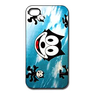 Felix Cat Scratch Case Cover For IPhone 4/4s - Artist Shell