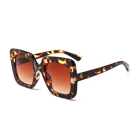 Yangjing-hl Gafas de Sol Moda Gafas de Sol Ojo de Gato Gafas ...