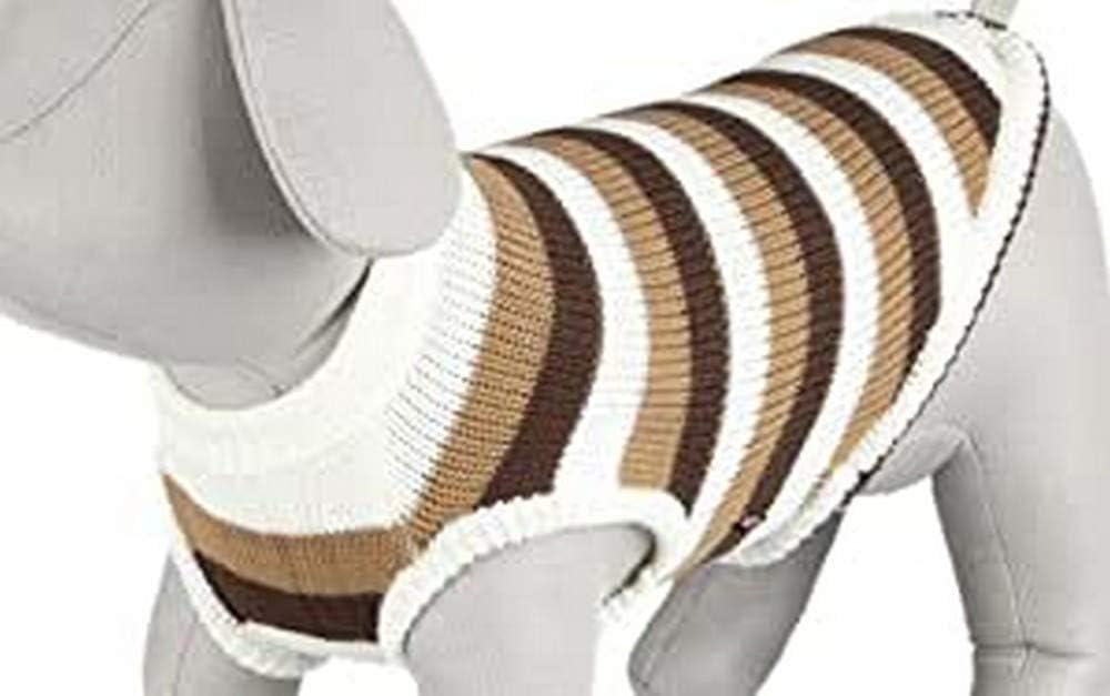 Trixie Hamilton Pullover Stomaco 32 cm x Lunghezza 25 cm