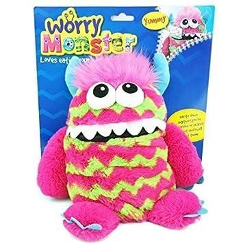 Worry Monster Los niños de los niños se preocupan Monstruo Peluche ...