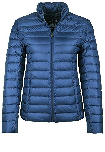 Beige Beige Long Down Sleeve Bleu Jacket Women's Plain Jott Jeans 4w0qBYn