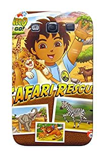 First-class Case Cover Series For Galaxy S3 Dual Protection Cover Go Diego Go Afari Rescue 3 Episode Nick Jr 2007 New Dvd Educational MjtAyHa4496yjqbd