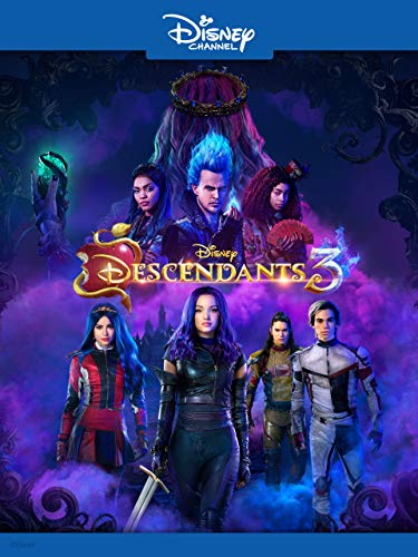 Anime Halloween Songs (Descendants 3)