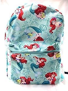 Disney Princess Little Mermaid Allover Print 16